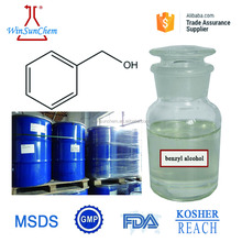 Manufacturer Benzyl Alcohol With Best Price