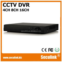 Stand alone dvr 8 channel H.264 Real time Security CCTV Network DVR 8CH Audio INPUT Home Surveillance Video Recorder