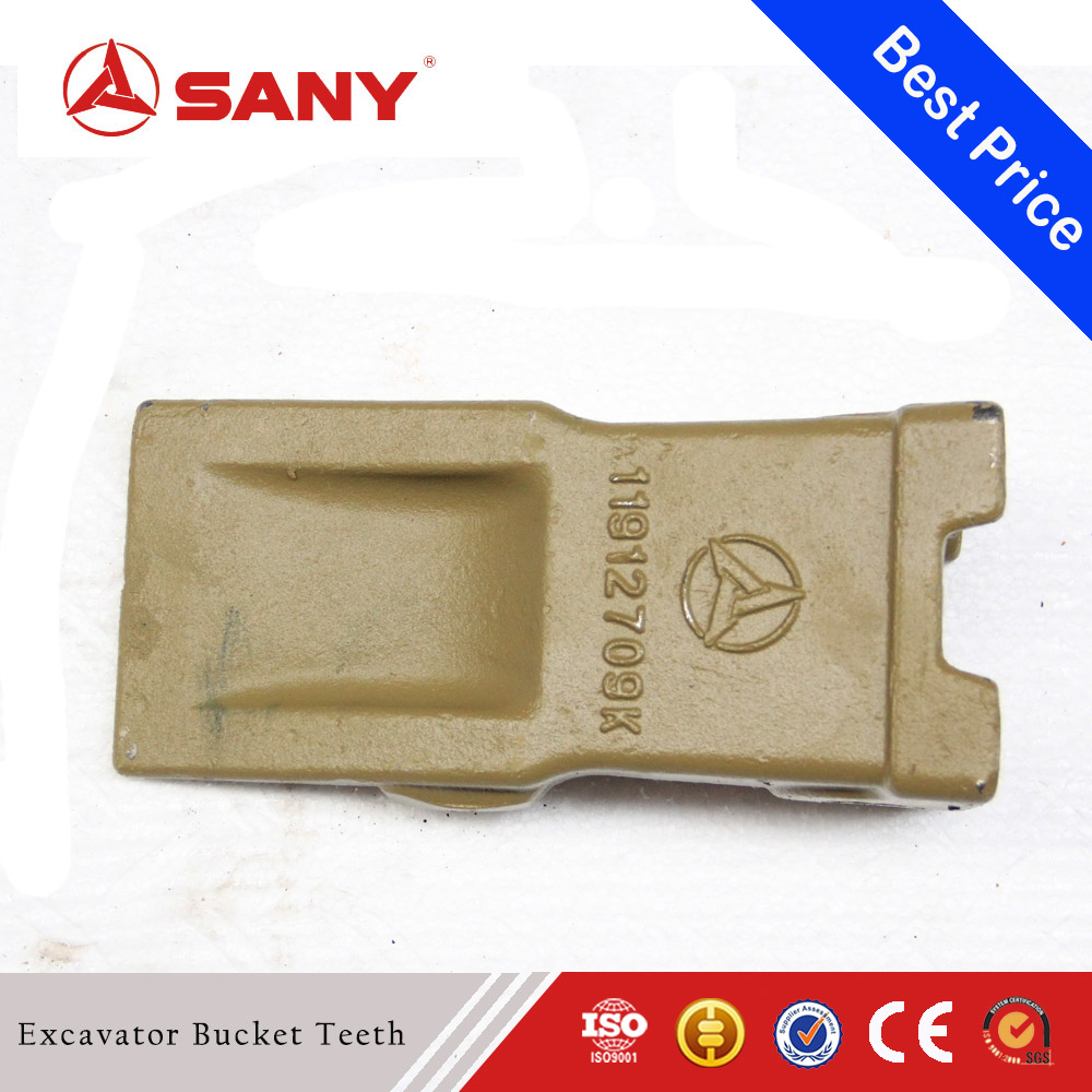 SANY Hot Sale Rock Excavator Parts Ripper Shank for Backhoe Excavator Bucket Teeth for Sale