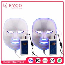 EYCO light acne therapy blue and red light for acne led therapy for pain mask