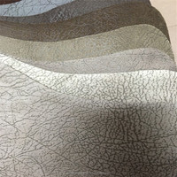 Donguan PU artificial leather for making sofa and furniture