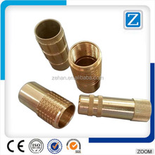 Supply CNC machining stainless steel/brass/aluminum precision CNC machining parts