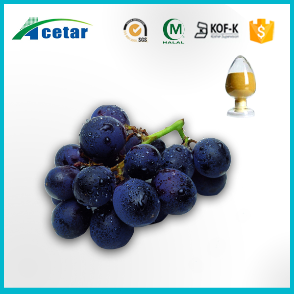 Hot sale unique health care product OPC 95% grape seeds for sale