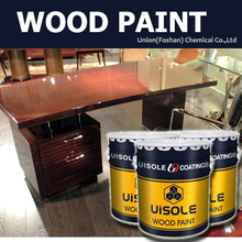 NC resin furniture clear primer and topcoat on sale paint factory Guangdong