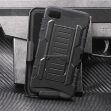 New Product Shock Proof Armoured Defender Cover Case For Blackberry Z10 Q10