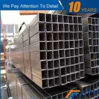 ASTM shaped seamless steel--square steel tube