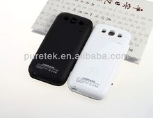 Mobile Phone Accessories, Battery Power Pack 3200mAh Backup Power Charger Case For Samsung Galaxy S3 i9300