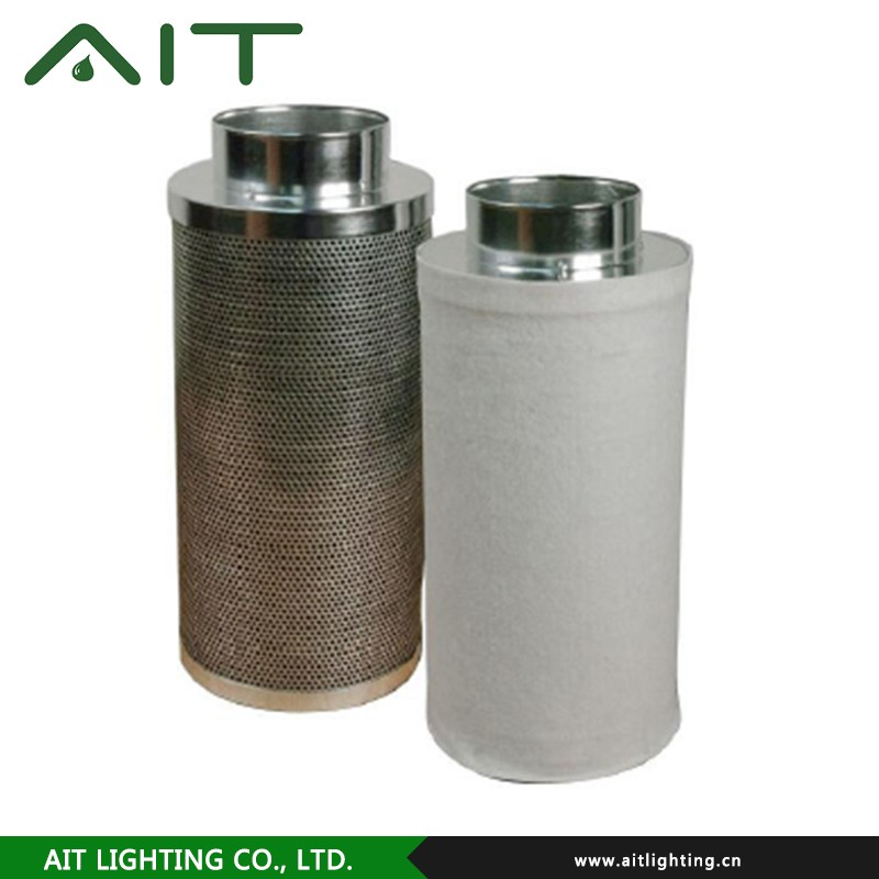 Economical Custom Design Hydroponics Hvac Cartridge Carbon Air Filter