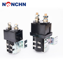 NANFENG New Products 2018 12V Starter DC Contactor Magnetic Relays Function