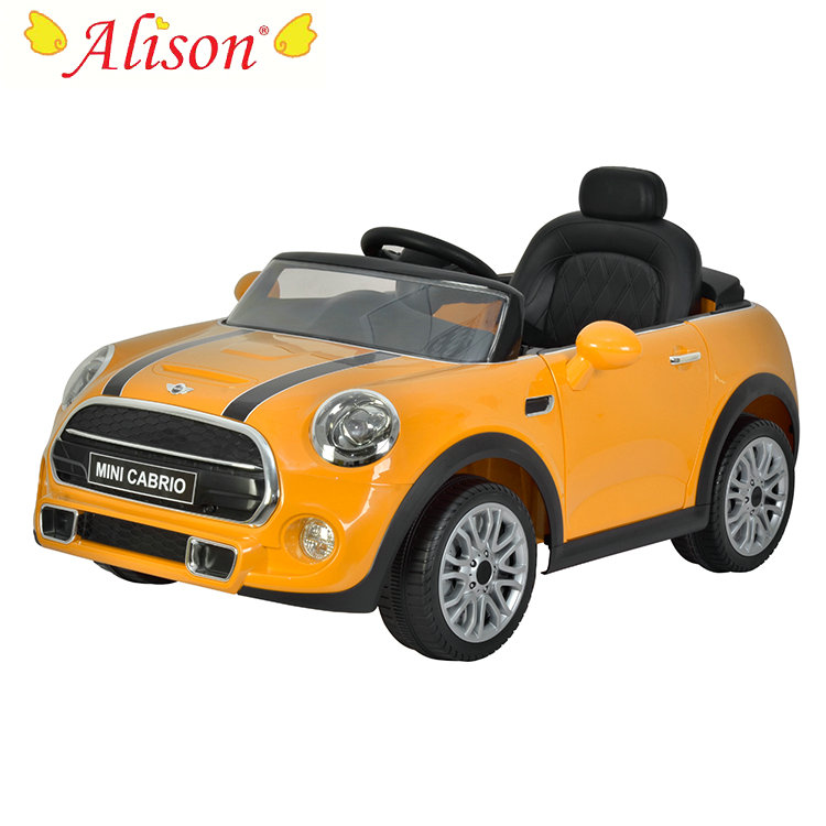 Mini Cabrio F57 New Arrival 390*1 Battery Kids Car Ride On Car Toy
