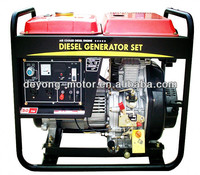 China 2kw open air cooled diesel generator