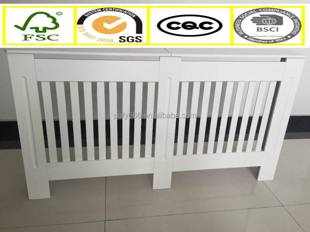 UK market Hot Sale MDF material radiator covers heater covers