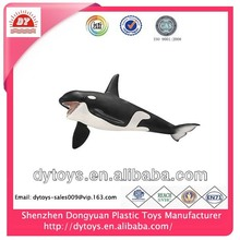 Custom made plastic realistic sea life animal figure