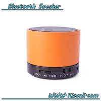 S10 Bluetooth Wireless Mini Bass Speaker for TF card Mic MP3