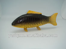 decorative carving hand carved wood fish