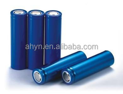 li-ion 18650-2200mAh battery cell for factory 3.7V compound also