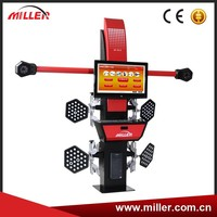 MIller 2015 High Accurate Intelligent 3D Wheel Alignment ML-3D-2S