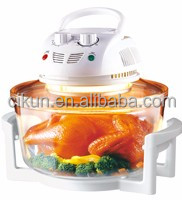 High-speed multifunctional electric halogen convection oven