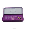 Best selling stationery metal tin pencil box for kids pencil case use