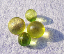 Fragrant sunflower bath pearl wholesale, OEM bath oil beads