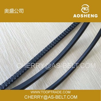 OEM cogged v-belt rubber belt automatic transmission belt for cars for vehicle with high quality dongil dayco