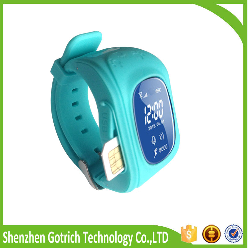 Brand new mini gps personal tracking device gps chip for people,gps tracker watch mobile phone