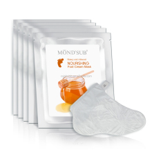 Alibaba Beauty Products Honey And Almond Nourishing Foot Cream Mask Refreshing & Softening