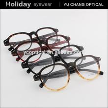 latest spectacles custom-made acetate reading glasses danyang vision point
