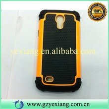 New style Football pattern shockproof case for Samsung S4 mini back cover