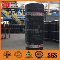 WP Self Adhesive SBS Asphalt Waterproof Roll Roofing Membrane