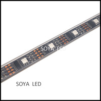 black board led digital tape ws2801