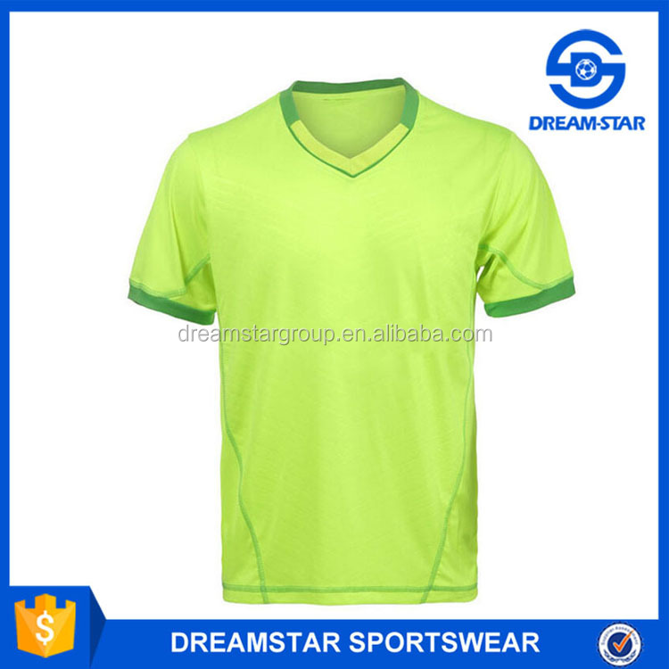 Cheap Price Soccer Kits 2017 Made In CHina Football Jersey New Model