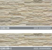 300x600mm Inkjet exterior wall picture tiles