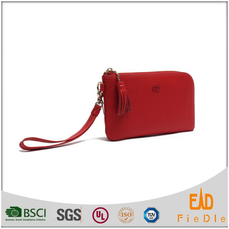 W789-A4046 -2015 Ladies Envelope Clutch Bag Leather Coin Purse Colorful Envelope Clutch Bag