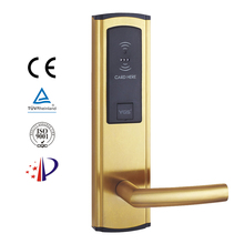 Hotel rf rfid key card door lock system
