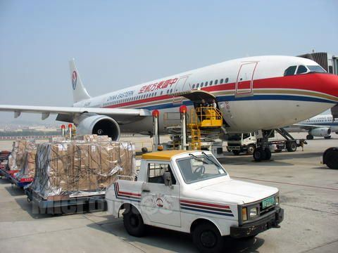 Cheap air freight shipping rate, door to door services from China to Atlanta