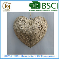 Heart Shape Handmade Islamic Wall Hangings For Home Decoration