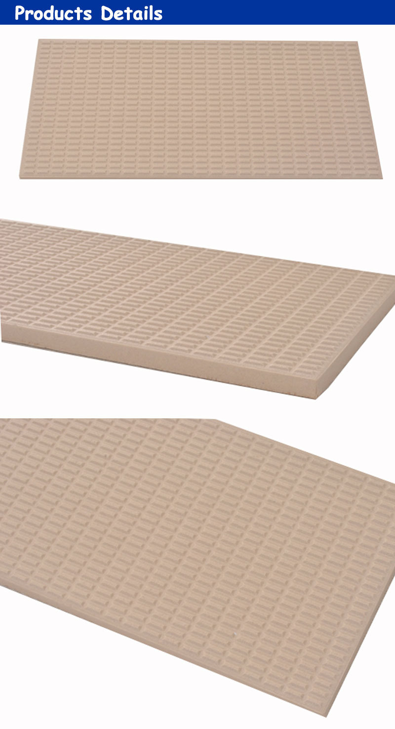 Low cost waterproof outdoor swimming pool deck tiles for Low price decking