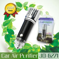 New electronics inventions (Mini Car Ionizer Air Purifier For Car JO-6271)