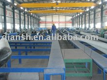 PIPE FABRICATION PRODUCTION LINE(PIPE SPOOL);PIPING PREFABRICATION PRODUCTION LINE
