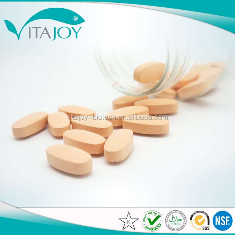 High quality Blueberry Vitamin C chewable tablet