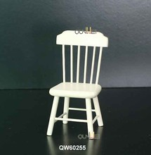 1:12 Scale Mini Chair Dollhouse Miniature Furniture QW60255