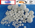 High hardness and wear-resistant 3.175mm 5.556mm 6.35mm 9.525mm 12.7mm ceramic ball zirconia ZrO2