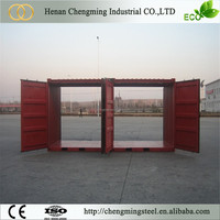Wide Applications Industrial Multipurpose Luxury Prefab Light Steel Villa