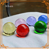 40mm Decorative Crystal Ball Colored Round