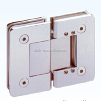 SS 180 degree shower hinge HS09G204