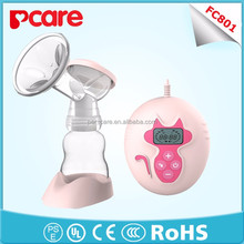 Mothercare High-end Soft and Comfortable Breast Feeding Pump With Silicon key pad, touch smoothly