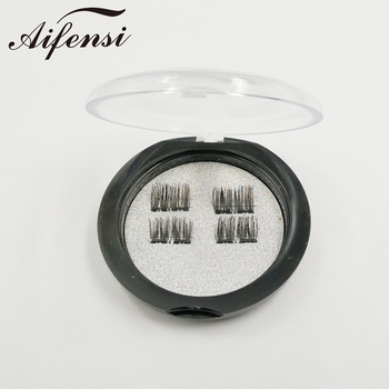 New Arrival Private Labeling Wholesale Hot Selling 3D Lashes No Glue Magnetic Eyelash