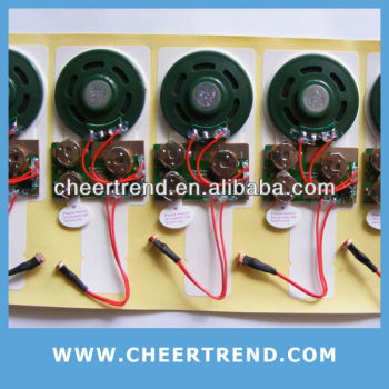 light sensor sound module