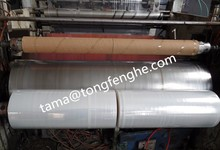 PE plastic wrap for package machine stretch film 18/50/1200